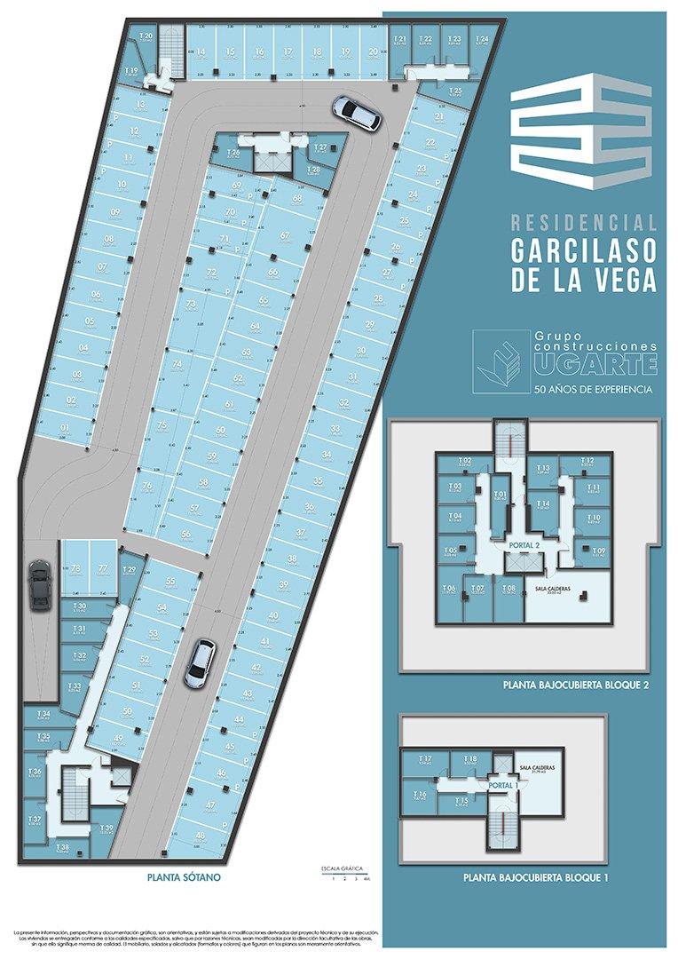Planos Garcilaso de La Vega