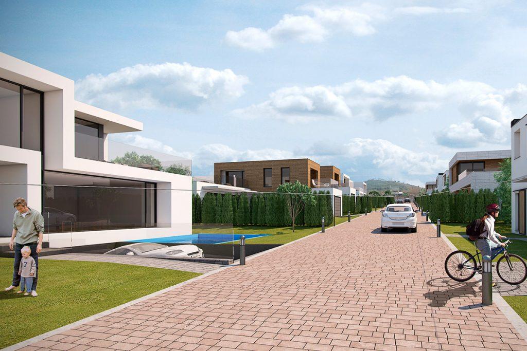 Urbanización Cerrada Villas del Iregua